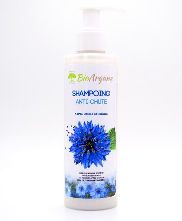 Shampoing Anti-chute à l'huile de nigelle