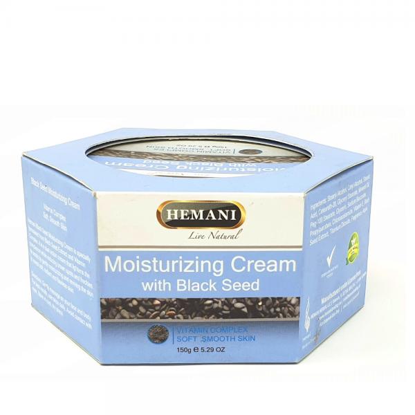 Crème Hydratante à la Nigelle Hemani