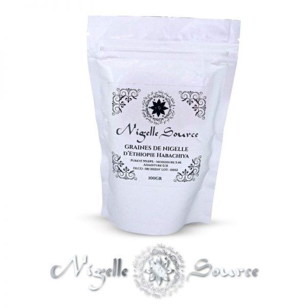 Graines de Nigelle Habachia 100g