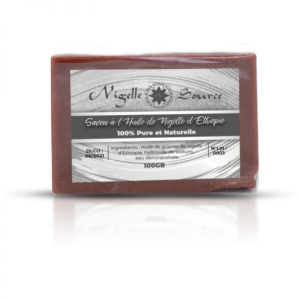 Savon à l'huile de Nigelle Habachia 100g